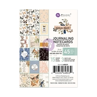 "Εικόνα του Prima Marketing Nature Lover Journaling Cards 3""X4"""