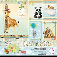 """Εικόνα του Ciao Bella Double-Sided Paper Pack 12""""X12"""" - My First Year Vol. 2"""
