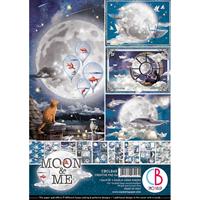 Εικόνα του Ciao Bella Creative Pad A4 - Moon & Me