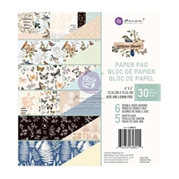 """Εικόνα του Prima Marketing Nature Lover Μπλοκ Scrapbooking Διπλής Όψης 6""""X6"""""""