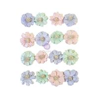 Εικόνα του Prima Marketing Mulberry Watercolor Floral Paper Flowers - Pretty Tints