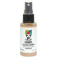 Εικόνα του Dina Wakley Media Gloss Sprays - Apricot