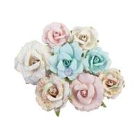Εικόνα του Prima Marketing Magic Love Χάρτινα Λουλούδια  Mulberry - Stardust