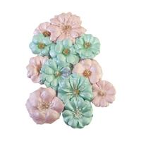 Εικόνα του Prima Marketing Magic Love Χάρτινα Λουλούδια  Mulberry - Pastel Dreams