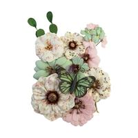 Εικόνα του Prima Marketing My Sweet Χάρτινα Λουλούδια  Mulberry - Sewn with Love