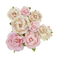 Εικόνα του Prima Marketing My Sweet Χάρτινα Λουλούδια  Mulberry - Friends Always