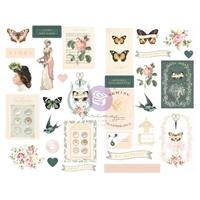 Εικόνα του Prima Marketing My Sweet Chipboard Stickers - Αυτοκόλλητα