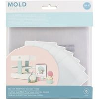 Εικόνα του We R Memory Keepers Mold Press Plastic Sheets