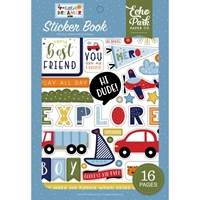 Εικόνα του Echo Park Sticker Book - Little Dreamer Boy