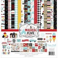 """Εικόνα του Echo Park Double-Sided Collection Kit 12""""x12"""" – A Magical Place"""