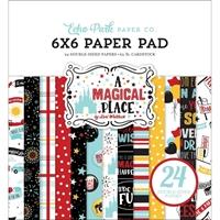 """Εικόνα του Echo Park Μπλοκ Scrapbooking Διπλής Όψεως 6""""X6"""" - A Magical Place"""