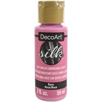 Εικόνα του Ακρυλικό Χρώμα DecoArt Silk 59ml -  Rose