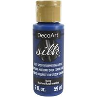 Εικόνα του Ακρυλικό Χρώμα DecoArt Silk 59ml - Navy