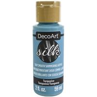 Εικόνα του Ακρυλικό Χρώμα DecoArt Silk 59ml - Turquoise