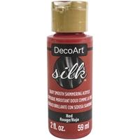 Εικόνα του Ακρυλικό Χρώμα DecoArt Silk 59ml - Red