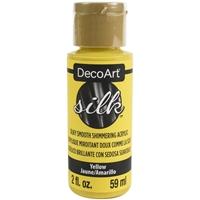 Εικόνα του Ακρυλικό Χρώμα DecoArt Silk 59ml - Yellow