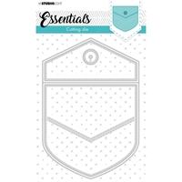Εικόνα του Studio Light Essentials Cutting Die - No. 367 Pocket