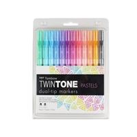 Εικόνα του Tombow Twintone Markers - Pastels