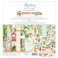 Εικόνα του Mintay Papers Συλλογή Scrapbooking 12''x12'' - Country Fair