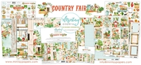 Εικόνα του Mintay Papers Συλλογή Scrapbooking Country Fair - Bundle με Δώρο Element Sheet 12''x12''