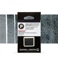 Εικόνα του Daniel Smith Extra Fine Χρώμα Ακουαρέλας Half Pan - Lunar Black