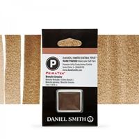 Εικόνα του Daniel Smith Extra Fine Χρώμα Ακουαρέλας Half Pan - Bronzite Genuine