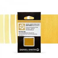 Εικόνα του Daniel Smith Extra Fine Χρώμα Ακουαρέλας Half Pan - Raw Sienna Light