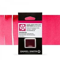 Εικόνα του Daniel Smith Extra Fine Χρώμα Ακουαρέλας Half Pan - Quinacridone Rose