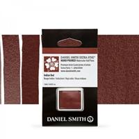 Εικόνα του Daniel Smith Extra Fine Χρώμα Ακουαρέλας Half Pan - Indian Red