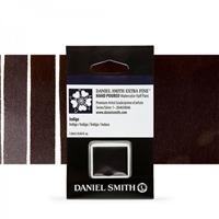 Εικόνα του Daniel Smith Extra Fine Χρώμα Ακουαρέλας Half Pan - Indigo