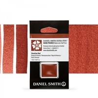 Εικόνα του Daniel Smith Extra Fine Χρώμα Ακουαρέλας Half Pan - Venetian Red