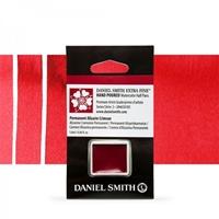 Εικόνα του Daniel Smith Extra Fine Χρώμα Ακουαρέλας Half Pan - Permanent Alizarin Crimson