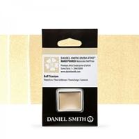 Εικόνα του Daniel Smith Extra Fine Χρώμα Ακουαρέλας Half Pan - Buff Titanium