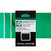 Εικόνα του Daniel Smith Extra Fine Χρώμα Ακουαρέλας Half Pan - Phthalo Green (Blue Shade)