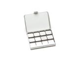 Εικόνα του Art Toolkit Μαγνητική Παλέτα Τσέπης -Demi Palette Silver