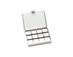 Picture of Art Toolkit Μαγνητική Παλέτα Τσέπης -Demi Palette Silver