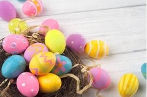 6 τρόποι να βάψετε τα πασχαλινά σας αυγά!