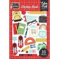 Εικόνα του Echo Park Μπλοκ Αυτοκόλλητων  - I Love School