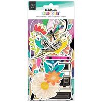 Εικόνα του Vicki Boutin Color Study Ephemera Cardstock Die-Cuts - Icons
