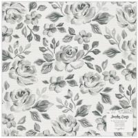"""Εικόνα του Maggie Holmes Garden Party Specialty Χαρτί Scrapbooking 12""""X12"""" - Vellum Rose Bush"""