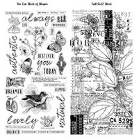 Εικόνα του 49 And Market Washi Stickers - Vintage Artistry Essentials