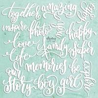 Εικόνα του Mintay Chippies - Words Set