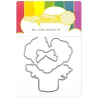 Εικόνα του Waffle Flower Die - Rose Bouquet