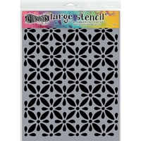 """Εικόνα του Dyan Reaveley's Dylusions Stencils 9""""X12"""" - Quilts"""