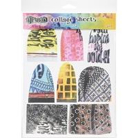"""Εικόνα του Dyan Reaveley's Dylusions Collage Sheets 8.5""""X11"""" - Set 2"""