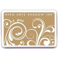 Εικόνα του Μελάνι Hero Arts Shadow Ink Pad – Gold