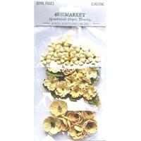 Εικόνα του 49 & Market Royal Posies Χάρτινα Λουλούδια - Sunshine