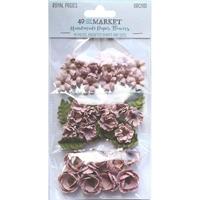 Εικόνα του 49 & Market Royal Posies Χάρτινα Λουλούδια – Orchid