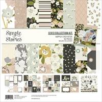 """Εικόνα του Simple Stories Collection Kit 12""""X12"""" - Happily Ever After"""