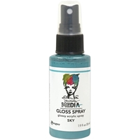 Εικόνα του Dina Wakley Media Gloss Sprays - Sky